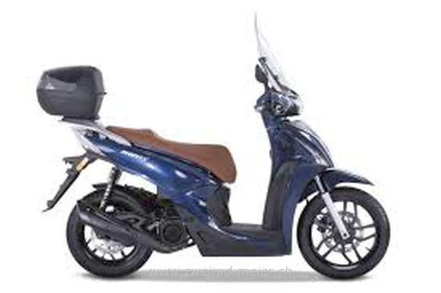 Kymco People One 125 i