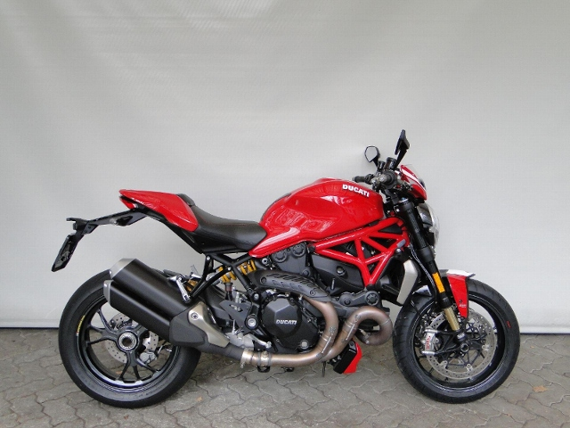 Ducati 1200 R Monster ABS
