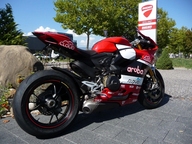 Ducati 1299 Panigale S ABS