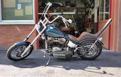 Harley-Davidson Spezial Pan-Head-Chopper