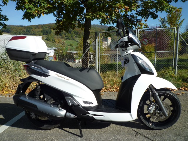 Kymco People GTI 300 injection