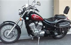 Honda VT 600 C P-V Shadow