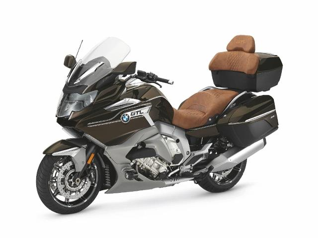BMW K 1600 GTL ABS Option 719 Sparkling Storm