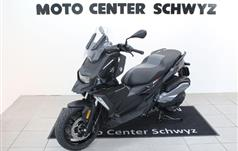 BMW C 400 X AKTION Keep The Pace