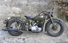 Indian 841 Army Shaft Drive