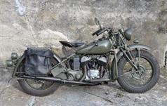 Indian 741 ARMY SCOUT