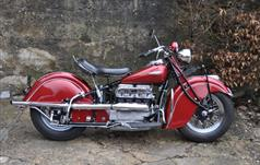 Indian FOUR 4-Zylinder