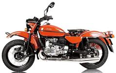 Ural Tourist 750 cT = City T